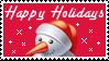 Happy Holidays by Mabogunje
