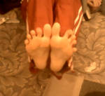 Cory's Cheesy Soles and Toes (Another Foot Tease) by beavistv200