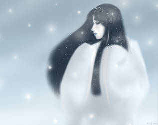 Yuki Onna by Nukude