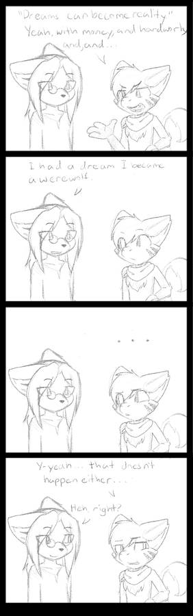 -Sketch4Panel- Fortune Cookie