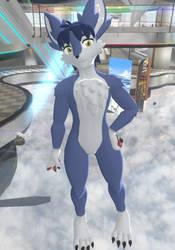 Lufare - VRChat Avatar