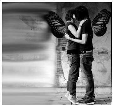 angels kiss by TheInnocence