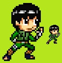 [JUS] Rock Lee [Naruto SD: Rock Lee] by IceJkai