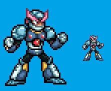 [JUS] Freezeman (Mega Man)