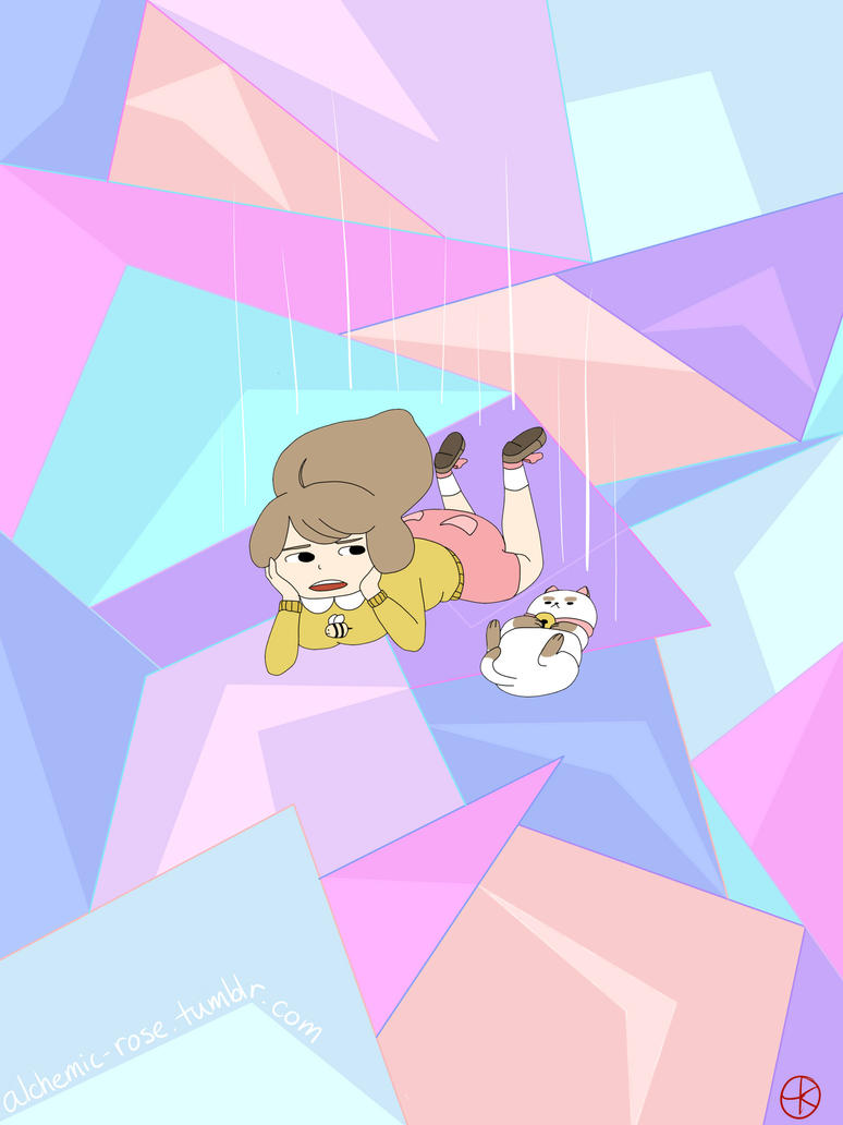 Bee And Puppycat Phone Wallpaper