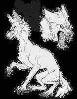 P2U Canine Base by Tr4shm4n