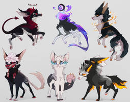 #6 Adoptable Batch Auction|CLOSED by Tr4shm4n