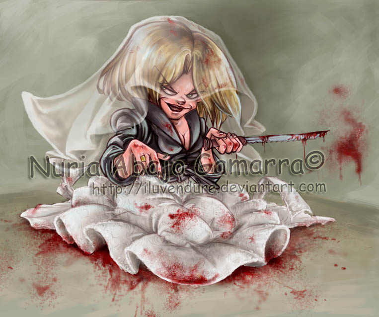 Tiffany, Bride of Chucky by Iluvendure