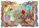 Ozma and Ruggedo of Oz