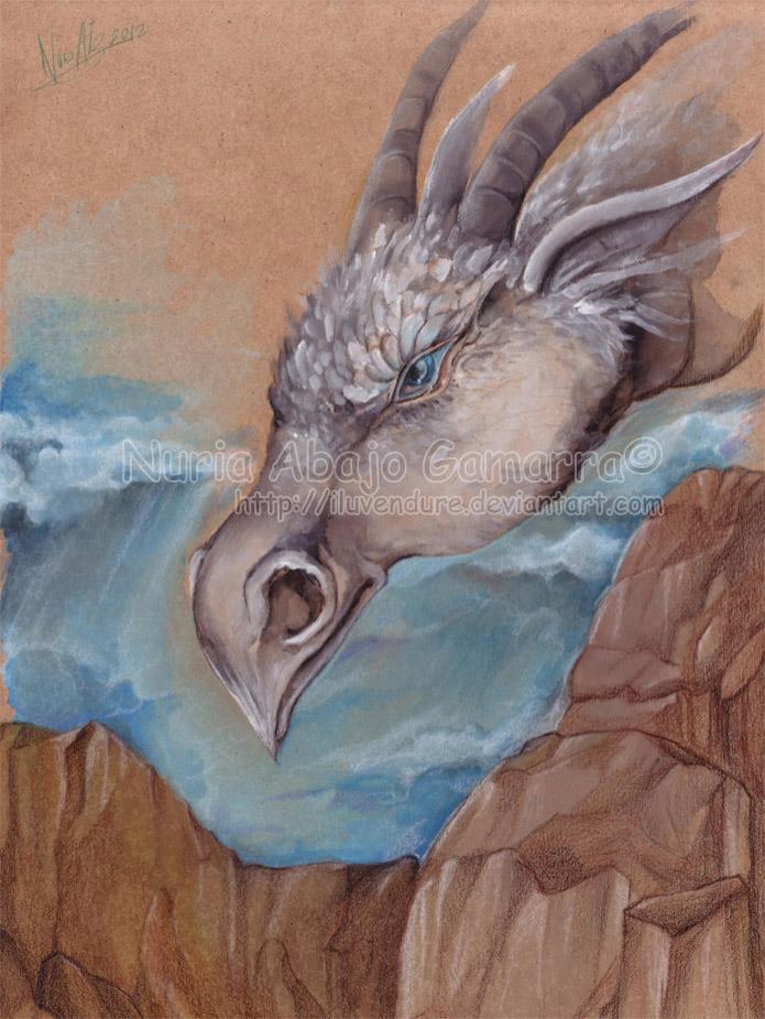 Dragon Head by Iluvendure