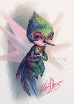 Mini Tooth fairy - Rise of the Guardians
