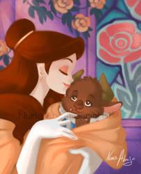 Le fils de Belle by nuriaabajo