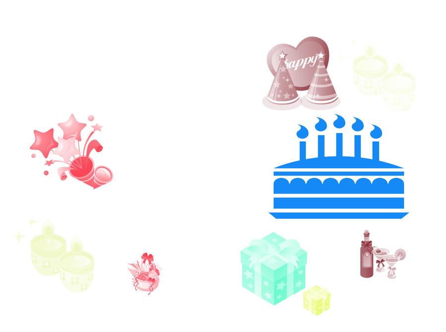 Inside a birthday card by Mattlis