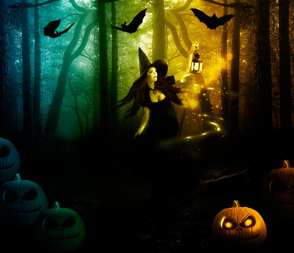 Halloween-night by Mattlis