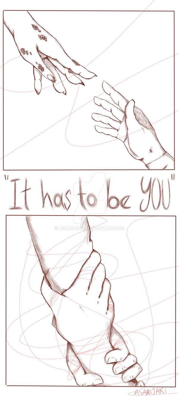 it has to be you pag 3 end by asamijaki on deviantart