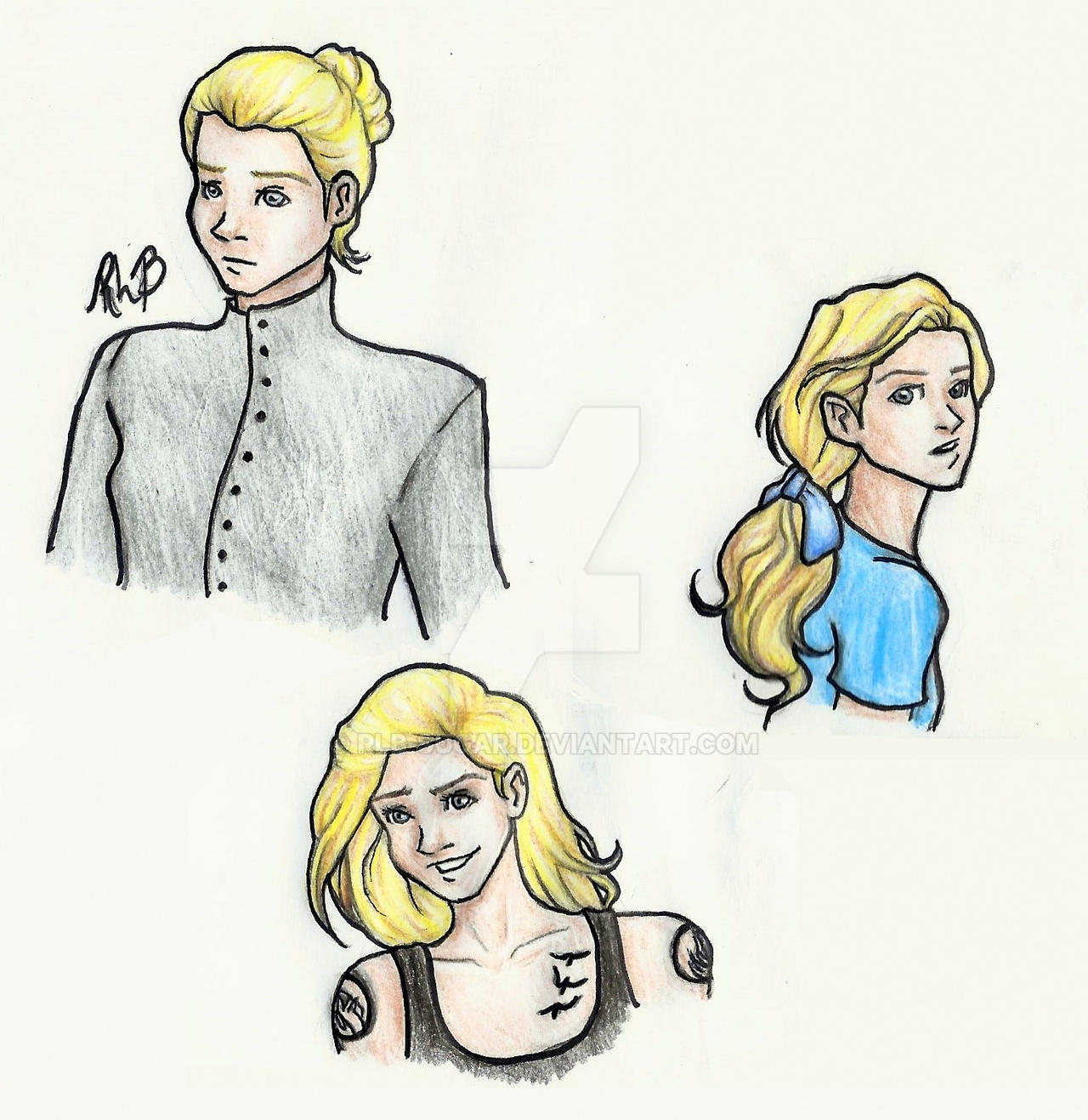 Not Dauntless, not Abnegation, not Erudite. by RLB-SUGAR