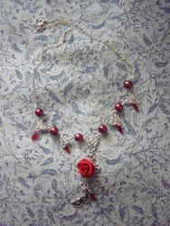 Gothic lolita necklace