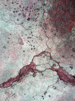 Broken stone texture red by Seeb-san
