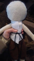 Mya Skywalker doll- almost done by DrawingDisneyStuff