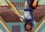 [Commission]Kijin Seija