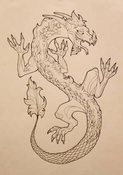 Impish Dragon