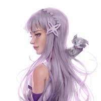 Emilia by lorenzbasuki