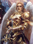 Archangel by lorenzbasuki