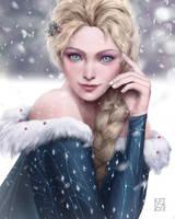 Elsa 2017 by lorenzbasuki