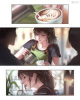 Latte by lorenzbasuki