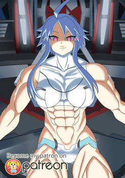 White Heart NSFW Oppaitional