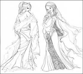 chinese ladies 2