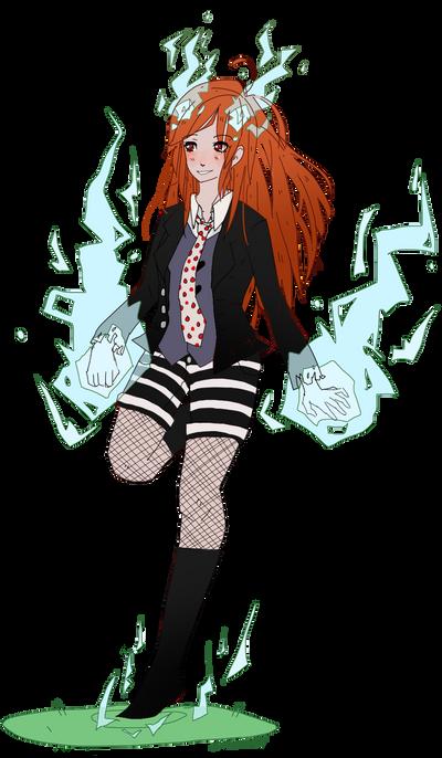 Amaimon Demon Form