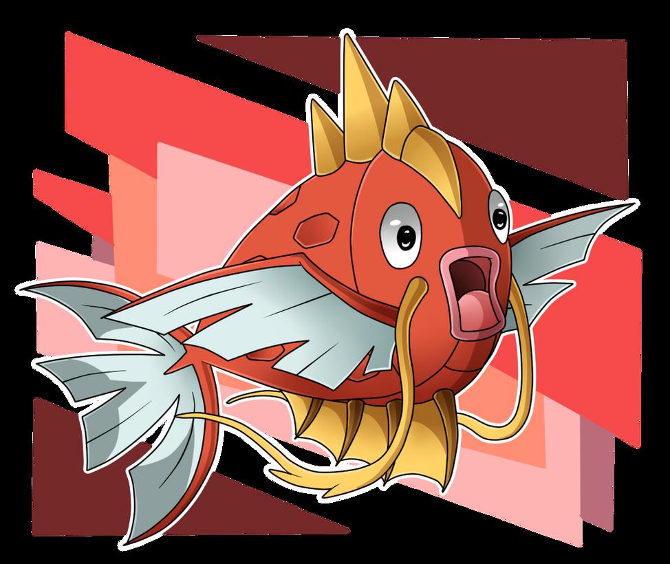 #129 - Magikarpmon - If Pokemons Were Digimons by HeyAnkey