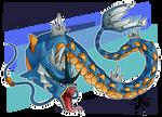#130 - Gyaradosmon - If Pokemons Were Digimons