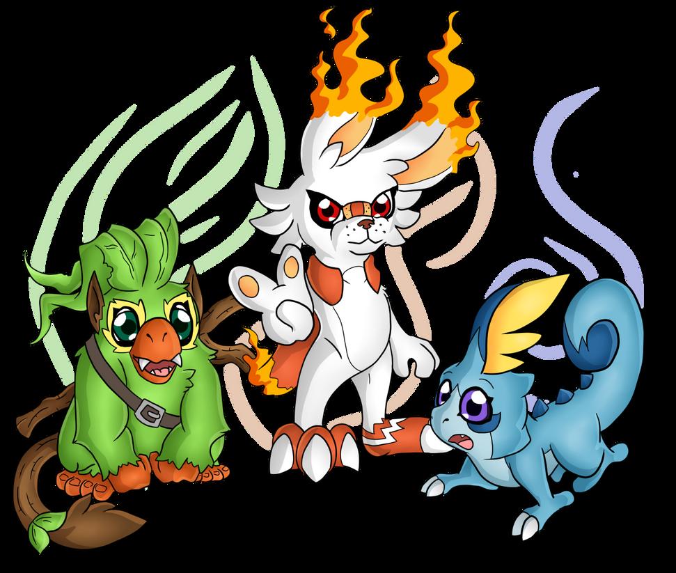 Digimon World: Galar
