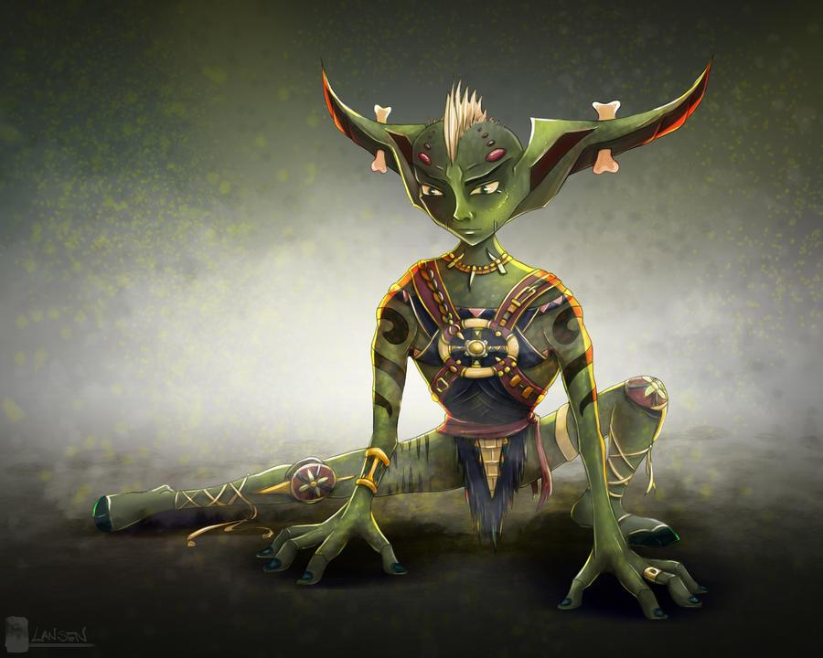 Jungle Wallpaper World Of Warcraft: Jungle Hunter By Dreamisover On DeviantArt