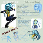 Jade - X-Ghouls Ref Sheet
