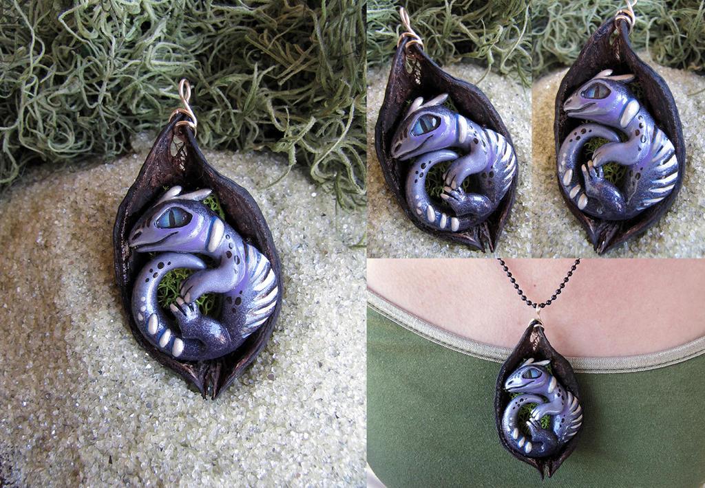 Dragon Pod Nell by Lighteh