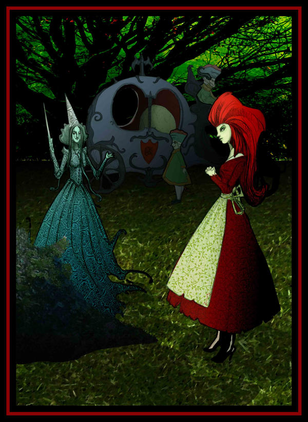 The Evil Cinderella