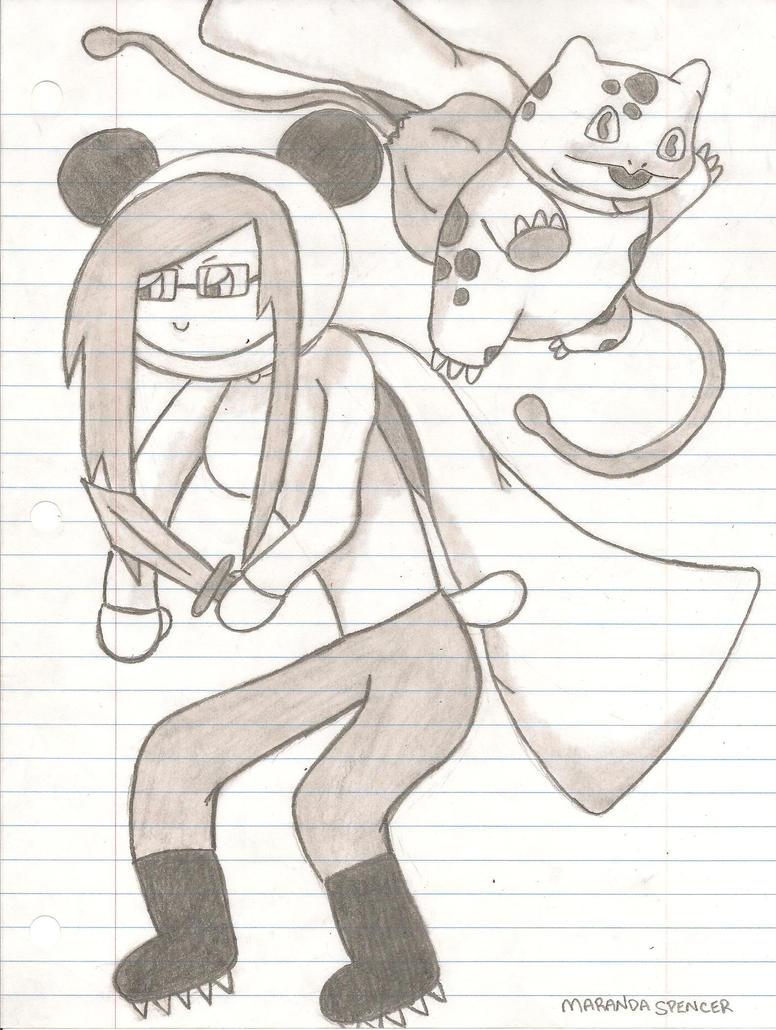 The Perfect Crime-Fighting Duo! by Manda-Panda-Stuff