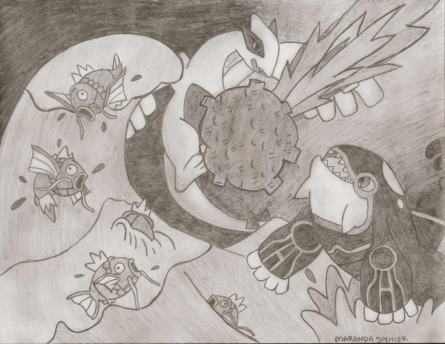 The Origin Of the Magikarp by Manda-Panda-Stuff