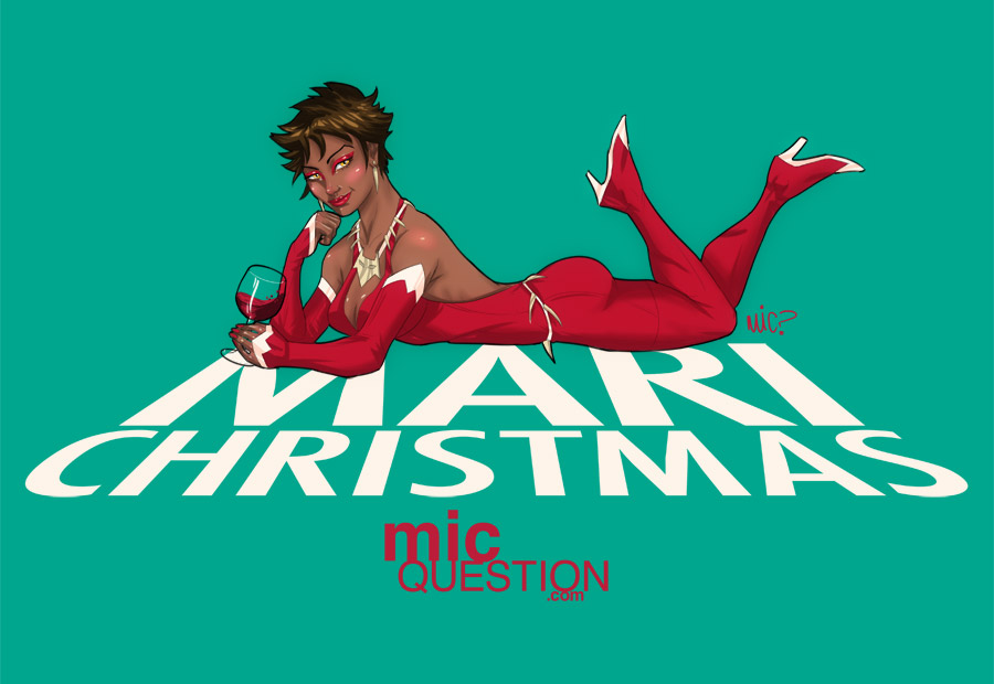 Mari Christmas by micQuestion