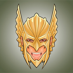 Good Head: Hawkman by micQuestion