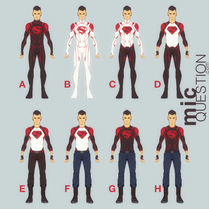 Crisis of Multiple Superboys by micQuestion