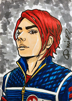 Commission: Party Poison by micQuestion