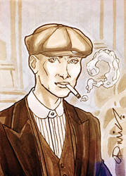 Commission: Tommy Shelby