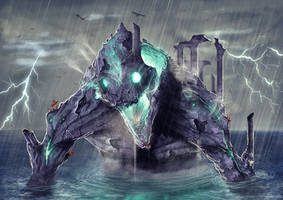 RIFT contest: WATER by JoelAmatGuell