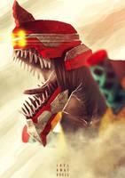 Beast Mode by JoelAmatGuell