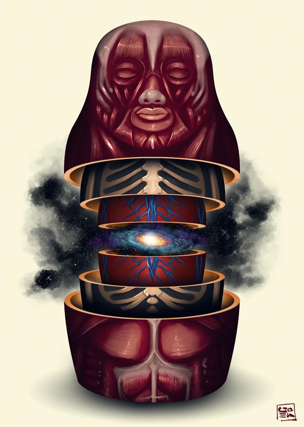 Transcending Matryoshka by JoelAmatGuell