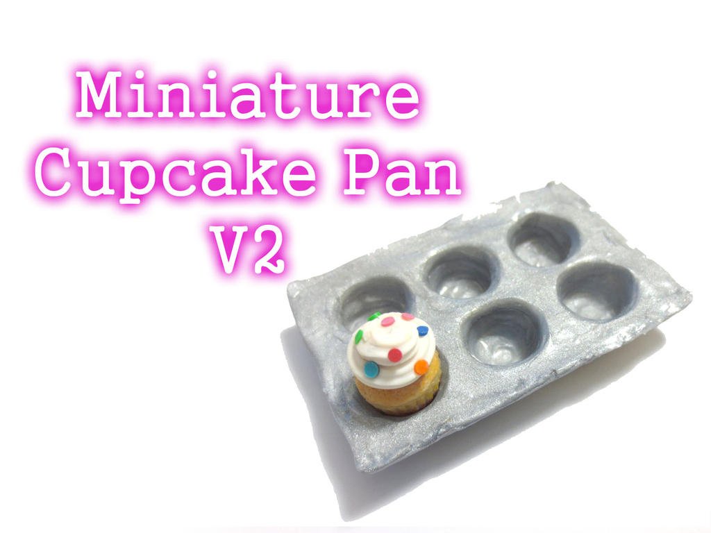DIY Cupcake Pan by CandyChick